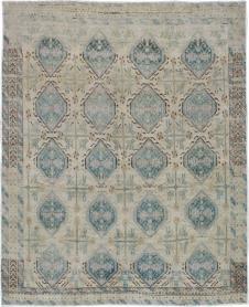 Antique Afshar Rug, No. 21285 - Galerie Shabab