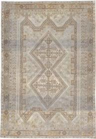 Antique Afshar Rug, No. 21293 - Galerie Shabab