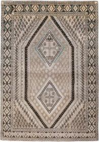 Antique Afshar Rug, No. 21299 - Galerie Shabab
