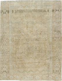 Antique Afshar Rug, No. 21300 - Galerie Shabab