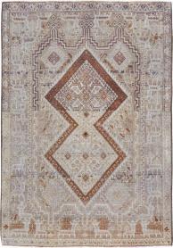 Antique Afshar Rug, No. 21301 - Galerie Shabab