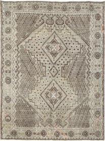 Antique Afshar Rug, No. 21309 - Galerie Shabab