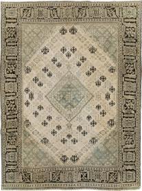 Antique Joshegan Carpet, No. 21392 - Galerie Shabab
