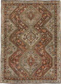 Antique Afshar Rug, No. 21420 - Galerie Shabab