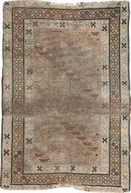 Antique Kurdish Rug, No. 21430 - Galerie Shabab