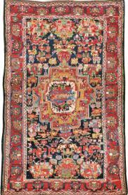 Antique Bakhtiari Rug, No. 21477 - Galerie Shabab
