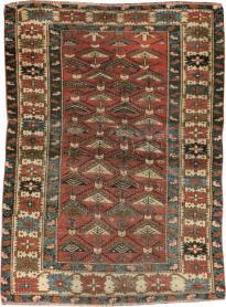 Antique Shirvan Rug, No. 21480 - Galerie Shabab