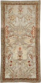 Antique Persian Kurdish Rug, No. 21484 - Galerie Shabab