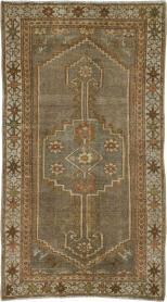 Antique Persian Malayer Rug, No. 21513 - Galerie Shabab