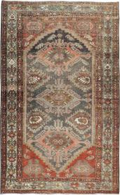 Antique Malayer Rug, No. 21518 - Galerie Shabab