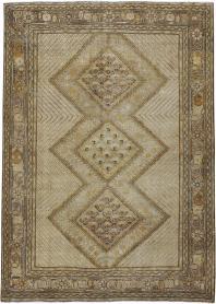 Antique Afshar Rug, No. 21523 - Galerie Shabab