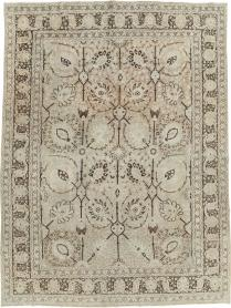 Antique Tabriz Carpet, No. 21553 - Galerie Shabab