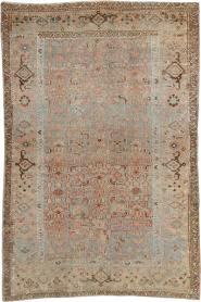 Antique Persian Bidjar Rug, No. 21600 - Galerie Shabab