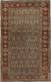 Antique Kurdish Rug, No. 21603 - Galerie Shabab