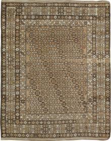 Antique Shirvan Rug, No. 21685 - Galerie Shabab