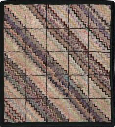 Vintage Hook Rug, No. 21699 - Galerie Shabab