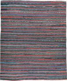 Vintage Braid Rug, No. 21738 - Galerie Shabab