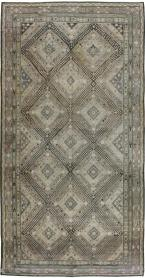 Antique Khotan Gallery Carpet, No. 21899 - Galerie Shabab