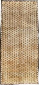 Vintage Anatolian Gallery Carpet, No. 21938 - Galerie Shabab
