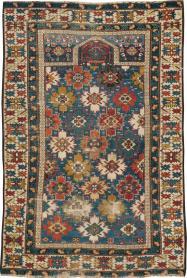 Antique Shirvan Rug, No. 21965 - Galerie Shabab
