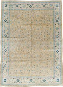 Semi-Antique Mahal Carpet, No. 21969 - Galerie Shabab