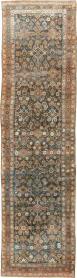 Antique Bidjar Runner, No. 22007 - Galerie Shabab