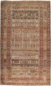 Antique Bidjar Carpet, No. 22011 - Galerie Shabab