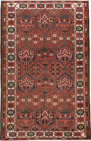 Antique Bakhtiari Rug, No. 22139 - Galerie Shabab
