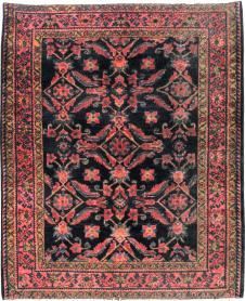 Antique Lilihan Rug, No. 22155 - Galerie Shabab