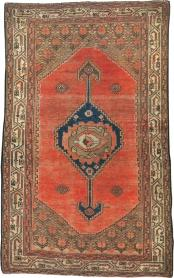 Antique Kurdish Rug, No. 22162 - Galerie Shabab