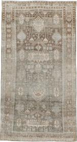 Antique Bidjar Rug, No. 22176 - Galerie Shabab
