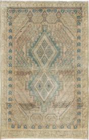Antique Afshar Rug, No. 22188 - Galerie Shabab