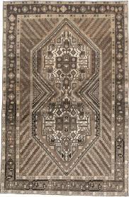 Vintage Afshar Rug, No. 22192 - Galerie Shabab
