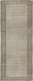 Antique Malayer Long Carpet, No. 22207 - Galerie Shabab