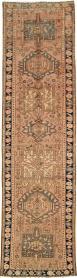Vintage Karajeh Runner, No. 22257 - Galerie Shabab