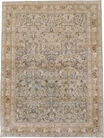 Antique Persian Mashad Rug, No. 22261 - Galerie Shabab