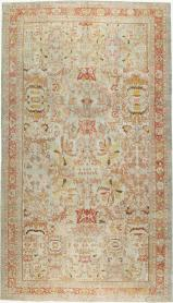 Antique Mahal Carpet, No. 22271 - Galerie Shabab