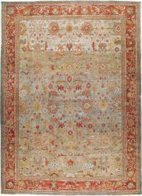 Antique Mahal Carpet, No. 22279 - Galerie Shabab