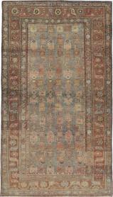 Antique Bidjar Rug, No. 22308 - Galerie Shabab