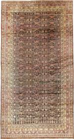 Antique Khotan Gallery Carpet, No. 22331 - Galerie Shabab