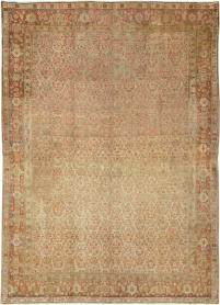 Antique Persian Senneh Rug, No. 22338 - Galerie Shabab