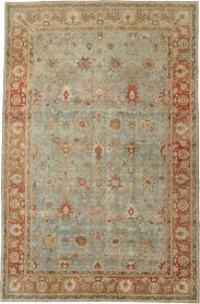 Antique Persian Tabriz Carpet, No. 22355 - Galerie Shabab