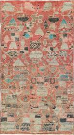 Antique Tibetan Rug, No. 22364 - Galerie Shabab