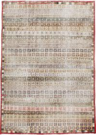 Vintage Anatolian Distressed Rug, No. 22370 - Galerie Shabab
