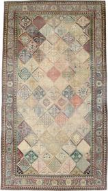Antique Persian Northwest Carpet, No. 22380 - Galerie Shabab