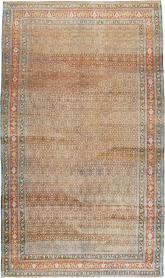 Antique Senneh Carpet, No. 22410 - Galerie Shabab