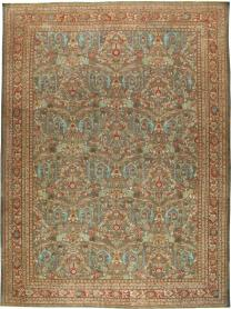 Antique Mahal Carpet, No. 22436 - Galerie Shabab