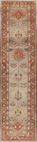 Antique Heriz Runner, No. 22467 - Galerie Shabab