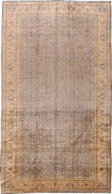 Antique Mahal Carpet, No. 22475 - Galerie Shabab