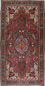 Antique Heriz Carpet, No. 22498 - Galerie Shabab